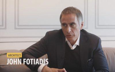 John Fotiadis in Kiev Post interview